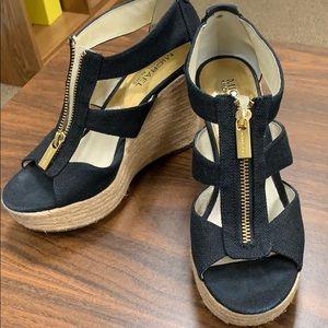Michael Kors Black Shoes Size 6